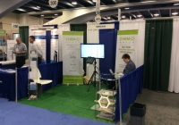 ChemSpace booth