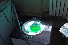 Photochemistry 50 g scale
